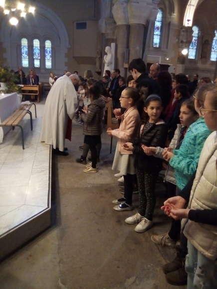 communion jeudi saint