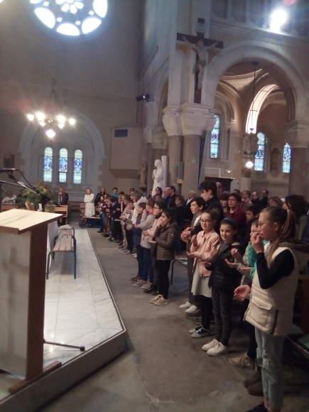 communionjeudisaint paroissesteannedelizeron42loire
