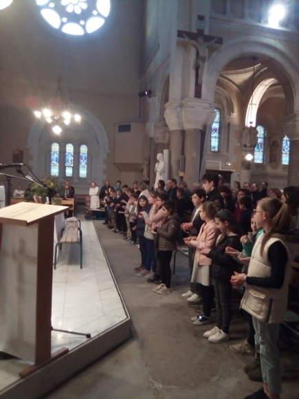 communionsteannedelizeron jeudi saint 42 loire