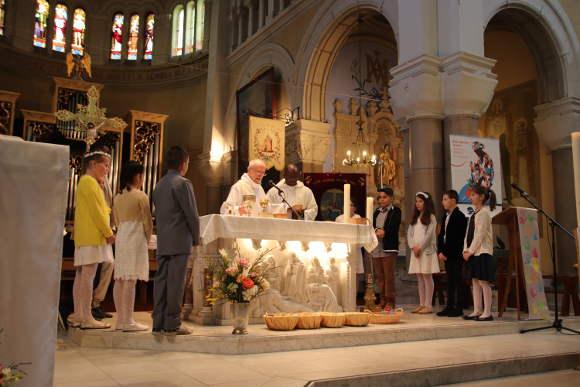 communions mai 2019 ste anne de lizeron