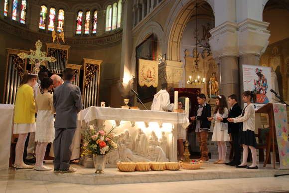 communions st genest lerpt paroisse ste annde lizeron mai 2019