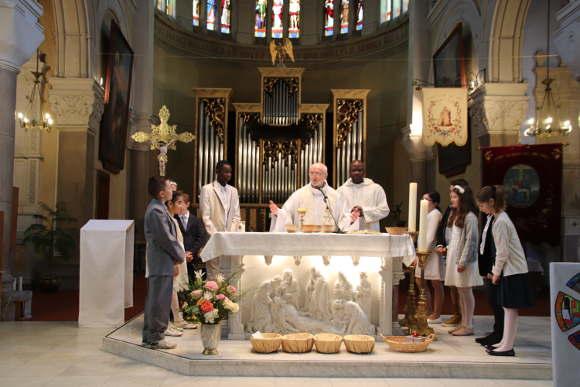 communions ste anne de lizeron 5 mai 2019 loire 42