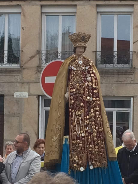 ND procession