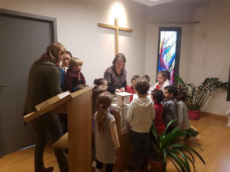 Eveil objet liturgisue