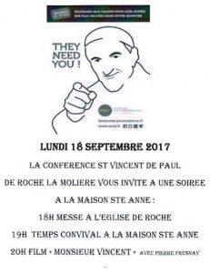 18 septembre maison ste anne conférence st vincent de paul