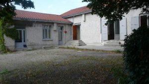 Terrasse de la salle Geltendorf