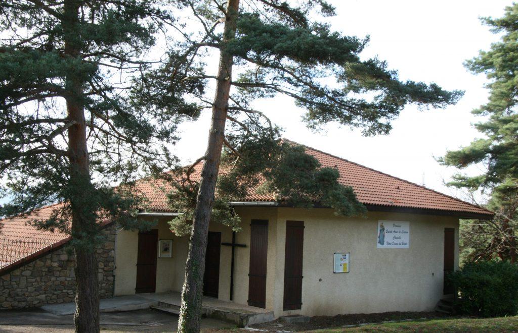 Chapelle de condamines, Notre dame du Bréat 42
