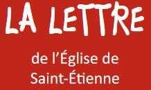 la lettre de l'eglise