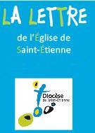 logo lettre du diocese de st etienne