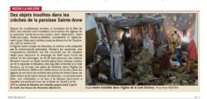 visiste des crèches paroisses ste anne de lizeron 42 diocese de st etienne loire