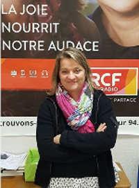 """Elisabeth Liogier dans l'émission """"Sur Paroles"""" à RCF à écouter en pod avril 2018"""