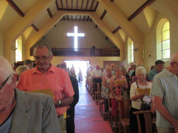assemblée messe exécration cote durieux 2019