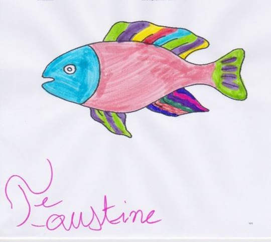 poisson faustine