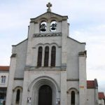 Eglise St Joseph de Beaulieu commune de Roche la Molière Paroisse Ste Anne 42