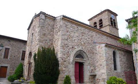 Chapelle Saint Victore sur Loire pour accueil